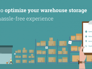 How to optimize your warehouse storage for a hassle-free experience