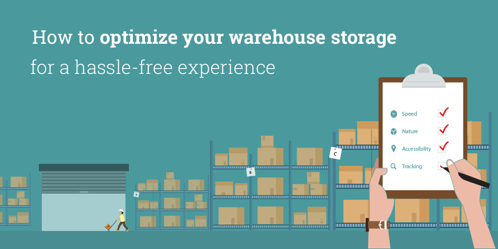 Optimize Warehouse storage - Zoho Inventory