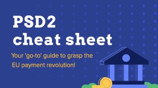 PSD2 cheat sheet