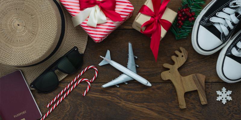 Holiday season travel