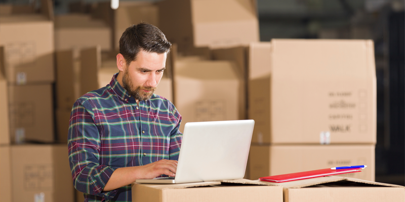 Stay on top of your inventory management with Zoho Inventory