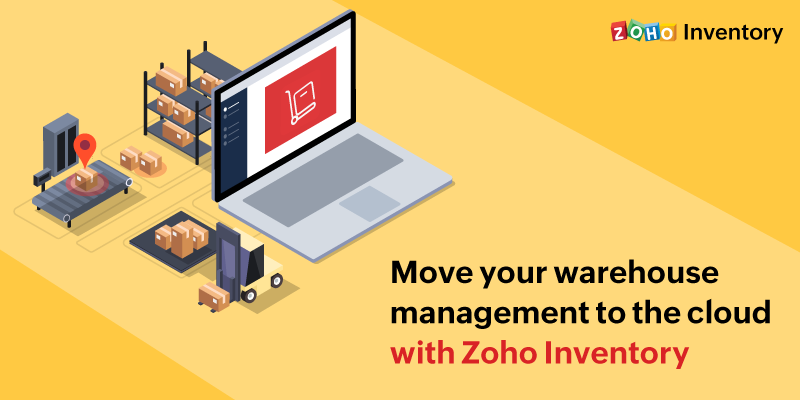 Switch to cloud-based warehouse management systems